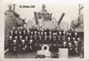E Division 1950